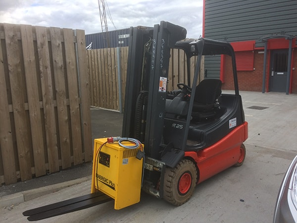 Linde-3-Tonne-electric